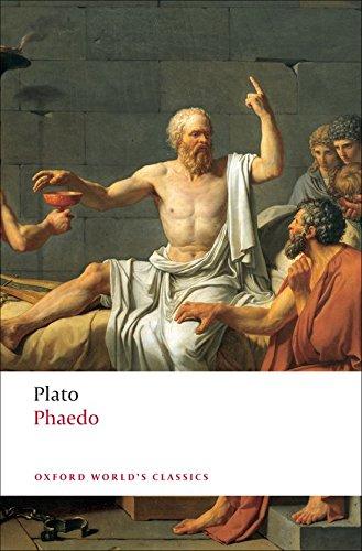 Phaedo (Oxford World's Classics) por Plato