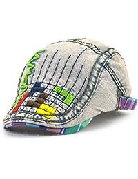 Impression 1 PCS Boinas Boina de niño Ocio Retro Hat Gorra de golf Sombrero  de Sol bb0feeced3c