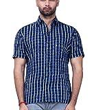 Prapti men's cotton casual shirt