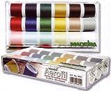 Madeira Aerofil Polyester 18 Spool Set