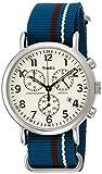 Timex Weekender Tw2P62400 Orologio da Polso Unisex