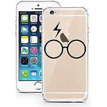 Iphone 6 6S Caso por licaso® para el patrón de Iphone 6 Harry Potter Hogwarts Magia Magico TPU de silicona ultra-delgada proteger su Iphone 6 es elegante y cubierta regalo de coches