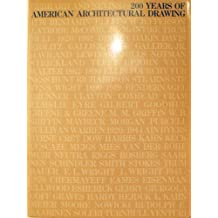 200 Years of American Architectural Drawing