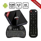 Best AT&T Tv Box Remote Controls - EstgoSZ TV Box Android 7.1 Amlogic S912 Octa-core Review
