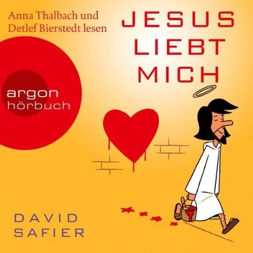 Buchseite und Rezensionen zu 'Jesus liebt mich' von David Safier