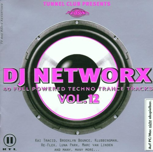 Berlin Records (Sony BMG) DJ Networx Vol.12