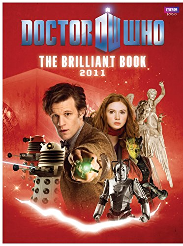 The Brilliant Book Of Doctor Who 2011 (Lego Doctor Who Set)