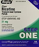 NICOTINE TRANS SYS 21MG ***RUG 14