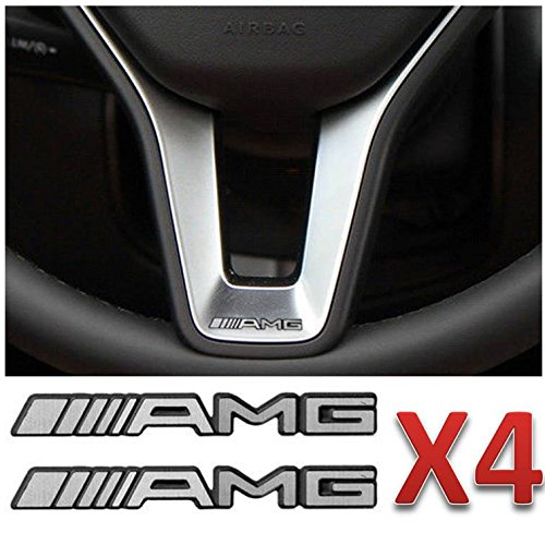 4-x-amg-steering-wheel-speaker-sticker-badge-logo-emblem-mercedes-benz-smart