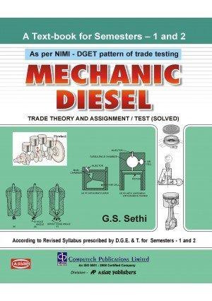 Semester 1 & 2 (2014 Syllabus) Mech. Diesel Th. & Asst./Test