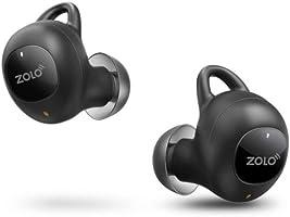 Auriculares inalámbricos Zolo Liberty, Auriculares Bluetooth con tecnología Graphene Driver y 24 Horas de duración de la...