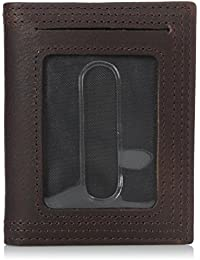 Ariat Men's Rowdy Bifold Money Copper Wallet
