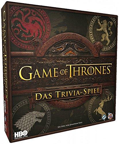 Trivia-Spiel DEUTSCH (Trivia Brettspiel)