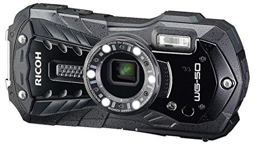 Ricoh WG-50 schwarz