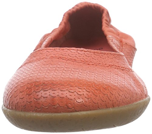 camel active - Bamboo 70, Ballerine Donna Rosso (Rot (corall))