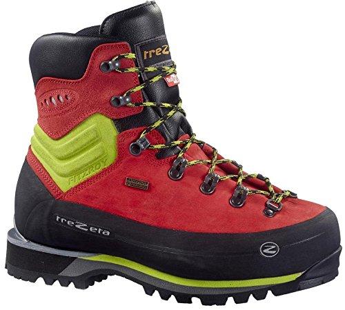 Trezeta Shoes Herren Frtz 1.1 Red Lime - 43,5 (9,5 UK)