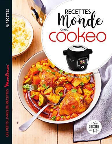 Cookéo cuisine du monde par  (Broché - Apr 17, 2019)