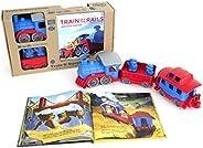 Green Toys Storybook Gift Set, Blue, Tnbk-1189