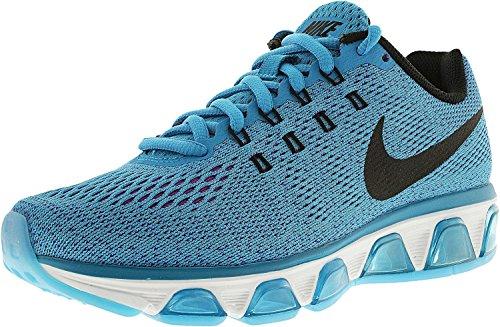 Nike Wildedge 315951001, Baskets Mode Homme Multicolore - bleu/noir/pourpre vif (azul lagoon/negro/púrpura vívido)