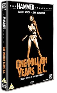 One Million Years BC [DVD] [1966]