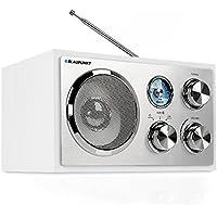 Blaupunkt rxn 180FM Radio para cocina, Nostalgie–Retro radio con Bluetooth