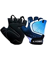 Kobo WTG-20 Lycra-Spandex Gym Gloves