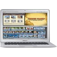 Apple MacBook Air MC503D/A 33,8 cm (13,3 Zoll) Notebook (Intel Core 2 Duo SL9400, 1,8GHz, 2GB RAM, 128GB SSD, nVidia GT320M, Mac OS)