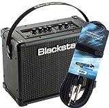 Blackstar ID Core 20 V2 Stereo Combo Gitarren-Verstärker + KEEPDRUM Gitarrenkabel GC-004 6m GRATIS!