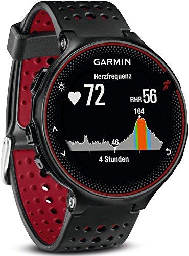 Zoom IMG-1 garmin forerunner 235 gps sportwatch