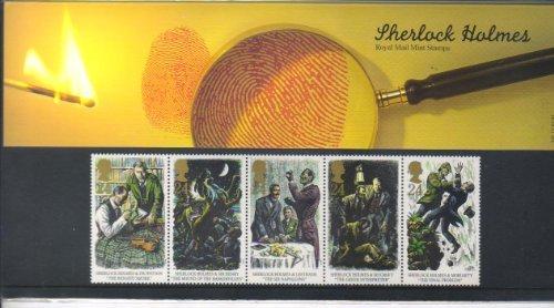 royal-mail-1993-sherlock-holmes-presentation-pack-of-stamps