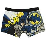 Batman Kapow Jungen Boxer Shorts - Alter 4-10 Jahre - 9-10 (140 cms)