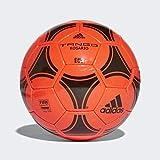 adidas Tango Rosario Soccer Ball, Hombres, Core Black/Solar Red, 5