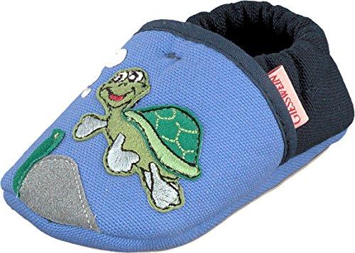 Azul Giesswein Sapatos De Bebê Bexbach Capri