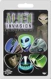 Hot Picks Alien Invasion Lot de 6 médiators