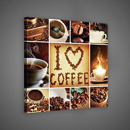 Leinwandbild Leinwandbild Coffee