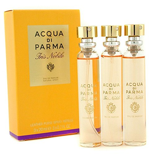 ACQUA DI PARMA Iris Nobile EDP Travel NF 3x20 ml, 1er Pack (1 x 60 ml)