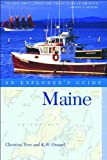 Maine: An Explorer's Guide, Eleventh Edition by Christina Tree (2003-06-02)