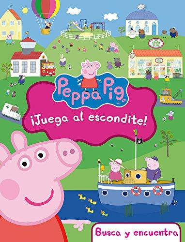 Peppa Pig. ¡Juega al escondite! por From Ediciones Beascoa