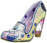 Irregular Choice Lady Misty Zapatos de Tacón mujer, Oro (Gold), 38 EU