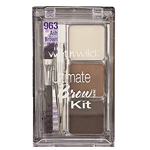 WET N WILD Ultimate Brow Kit - Ash Brown