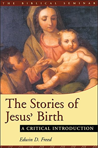 The Stories of Jesus' Birth: A Critical Introduction (Biblical Seminar)