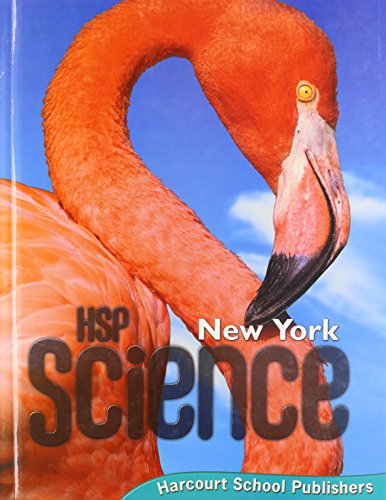 Hsp Science New York: Student Edition Grade 4 2009