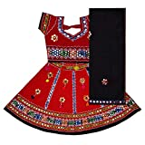 Wish Karo Baby Girl's Cotton Ghaghra Choli, Leghnga Choli, Chania Choli Dress - (gc144)