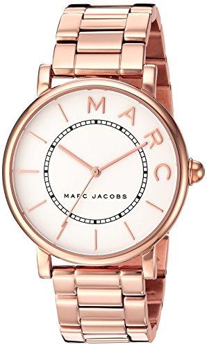 Marc Jacobs MJ3523 - Orologio da polso donna, acciaio inox, colore: Oro Rosa