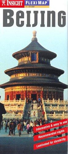 Beijing Insight Fleximap (Insight Fleximaps) por Insight Guides