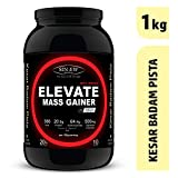 Sinew Nutrition Elevate Mass Gainer with Digestive Enzymes, 1 kg