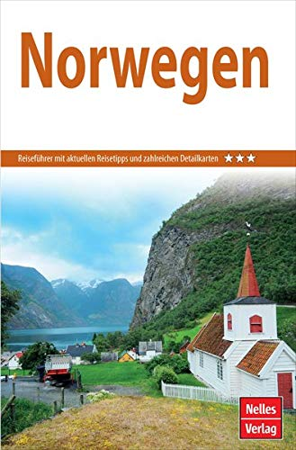 Nelles Guide Reiseführer Norwegen