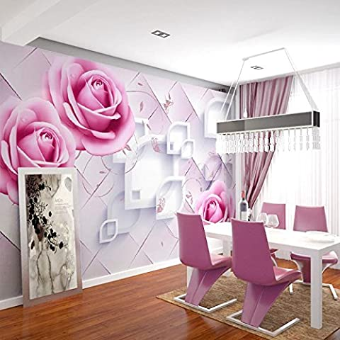 Wall papers 3D wall paper video wallpaper living room a large fresco seamless wall covering , type , 1