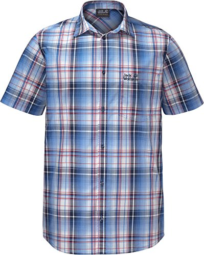 Jack-Wolfskin-Hot-Chili-chemise-manches-courtes