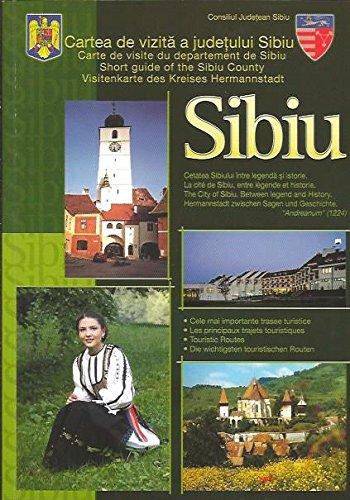 des Kreises Hermannstadt / Cartea de vizita a Judetului (Kreis-visitenkarten)